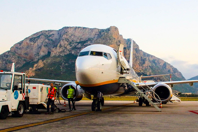 Palermo Airport Airlines