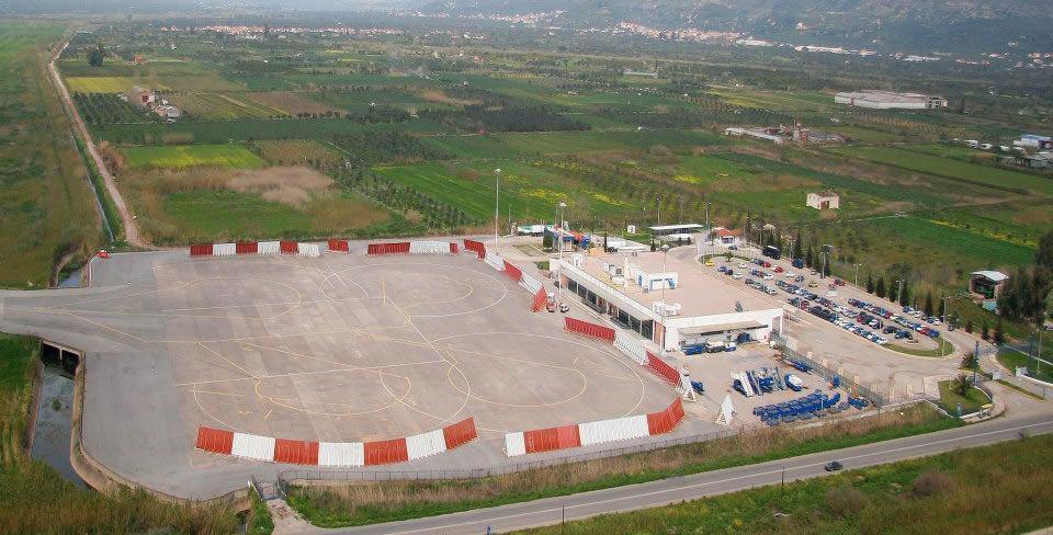 Kalamata Airport